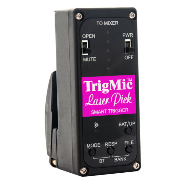 TrigMic Laser Pick
