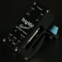 drum trigger for kick with built-in sound module