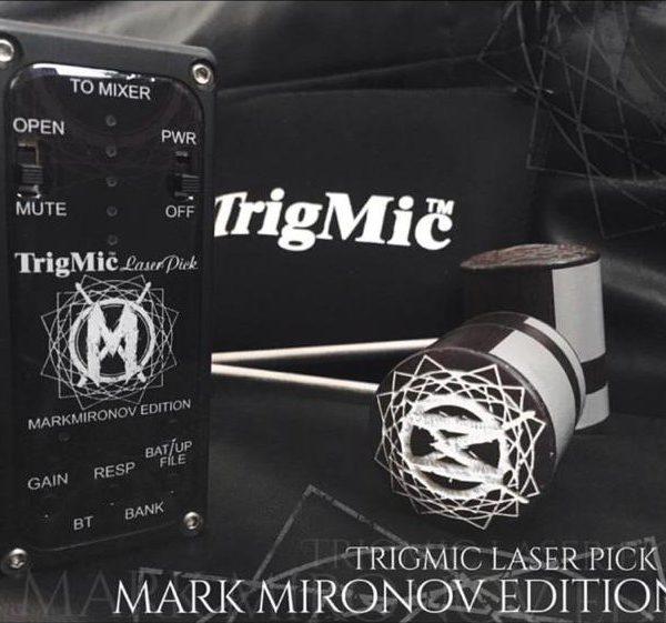 TrigMic LaserPick Markmironovedition